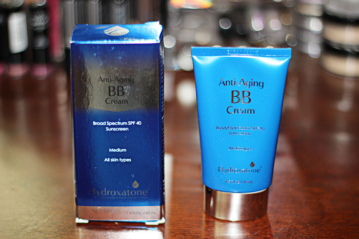 hydroxatone anti aging bb cream with broad spectrum spf40 review. Black Bedroom Furniture Sets. Home Design Ideas