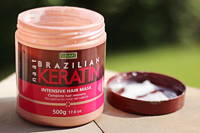 NuNAAT NAAT Brazilian Keratin