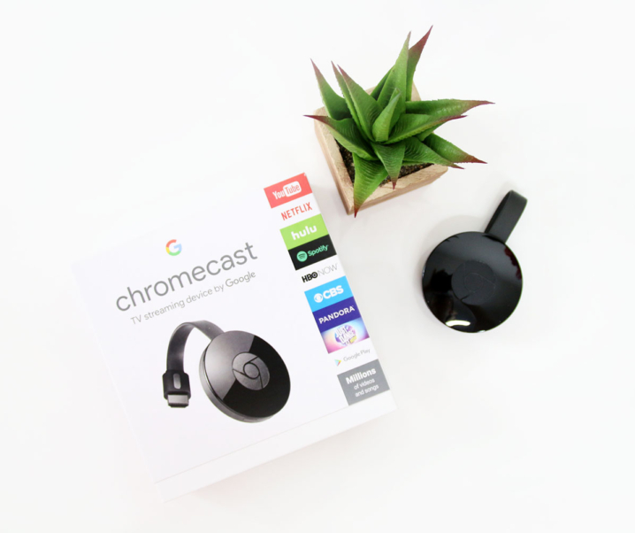 See it, Stream it! Netflix and Chill with Google Chromecast