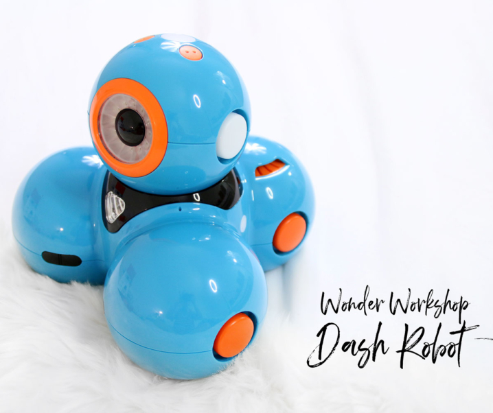 Coding Through STEM Learning Made Easy and Fun with Wonder Workshop Dash Robot