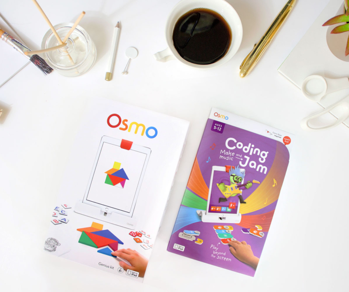 Redefine Your Kids Learning Experience with STEM and the Osmo Genius Kit Educational Toys