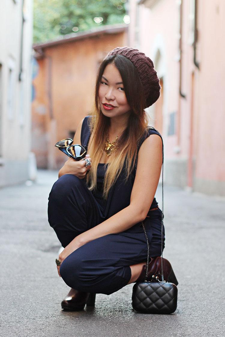 Angela Ricardo Fashion beauty blogger vogue influencer model