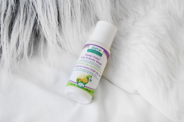 Aleva Naturals Sleep Easy Hair & Body Wash