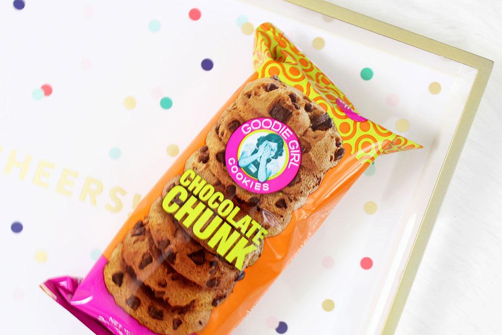 Goodie Girl Cookies Chocolate Chunk