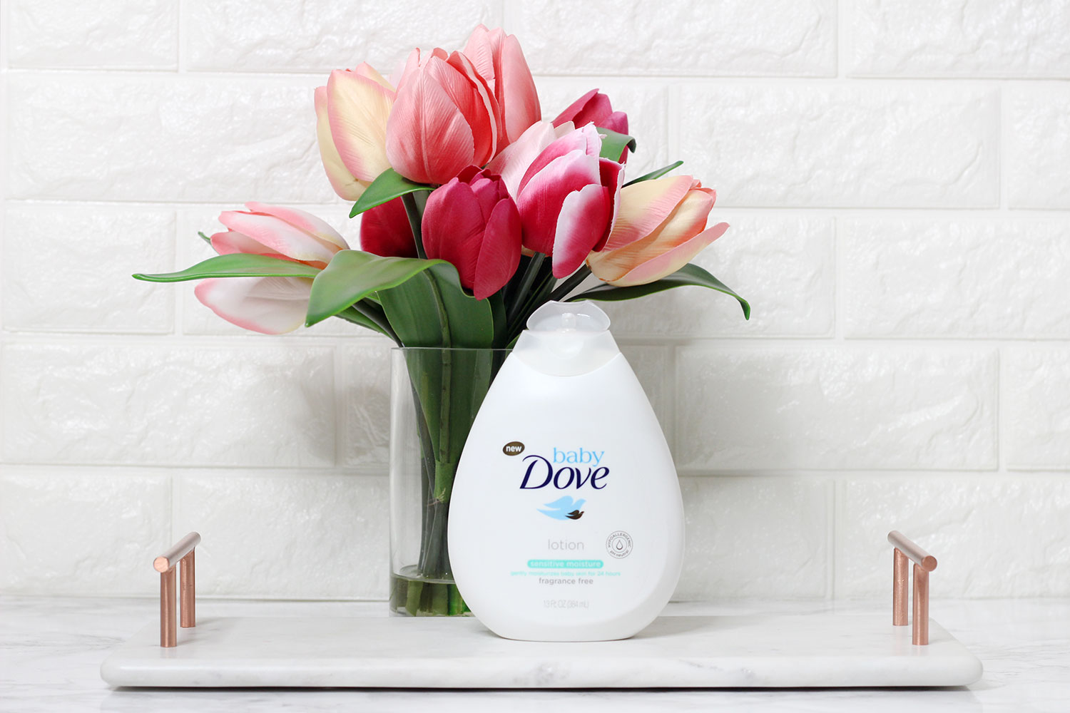 Baby Dove Baby Lotion