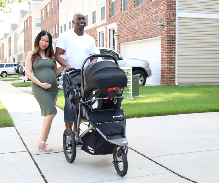 Joovy Zoom 360 – the Jogging Stroller That Can Keep Up!