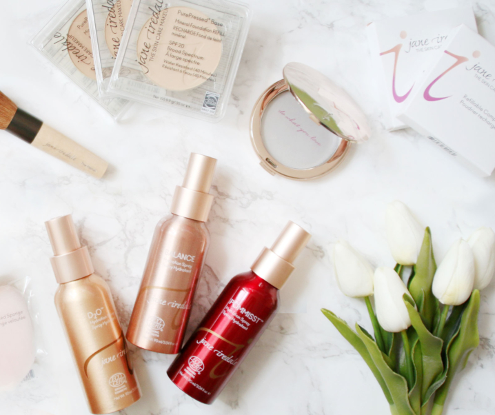 jane iredale Foundation – The Perfect Base for the Perfect Look