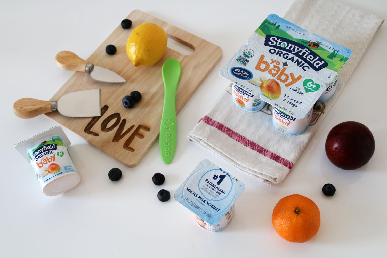 Stonyfield Organic YoBaby Yogurt
