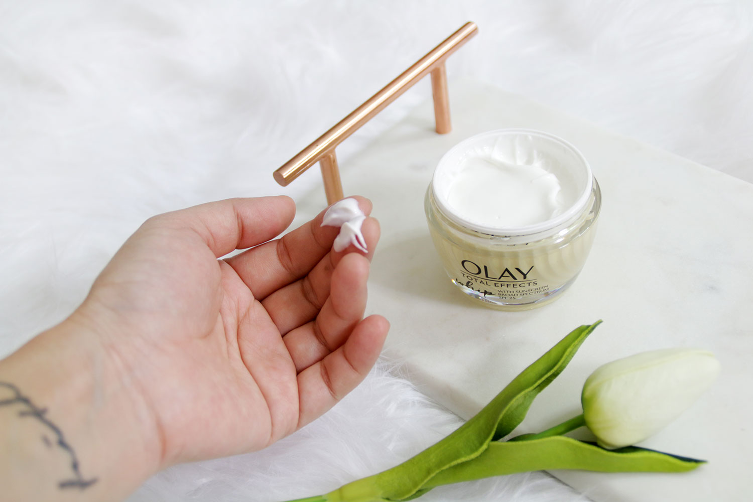 Olay Total Effects Whip with SPF