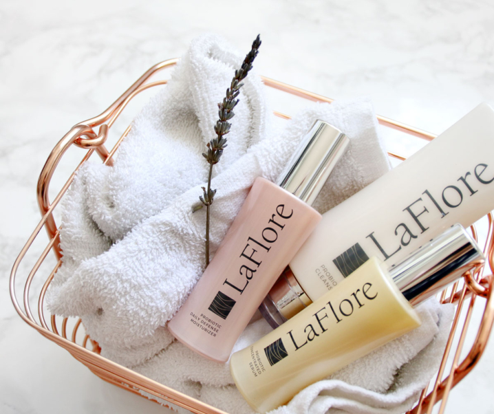 Target Your Skin's Microbiome with the Power of LaFlore Skincare's Beauty-Boosting Probiotics!