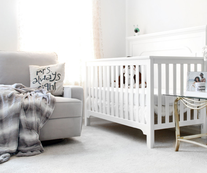 Baby Relax Rylan – The Ultimate All-in-One Nursery Room Seating