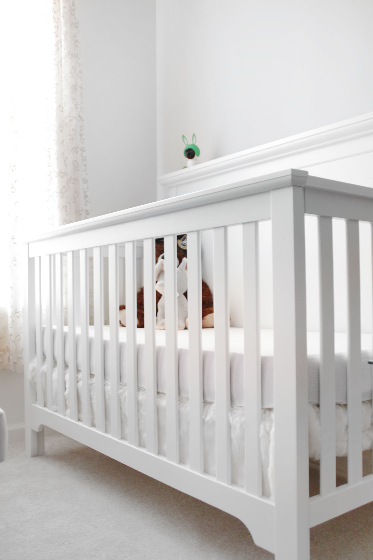 Baby Relax Ferris Crib