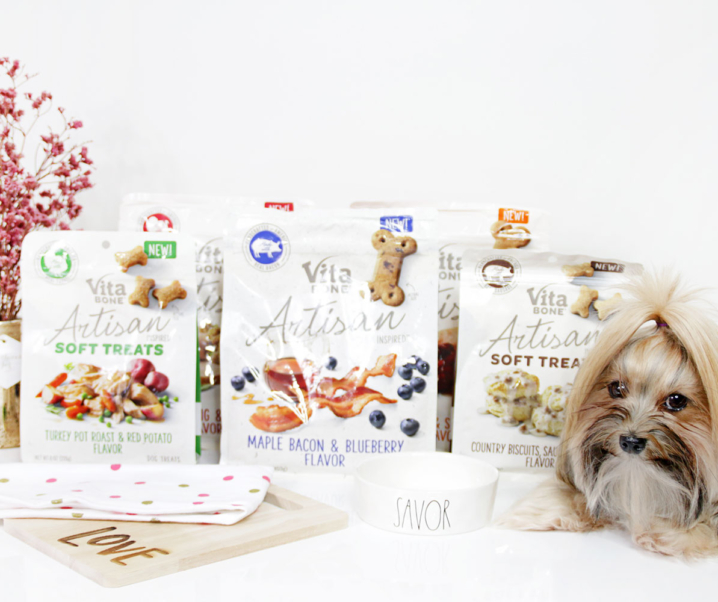 Vita Bone Artisan Inspired Dog Treats – Unexpected Indulgence