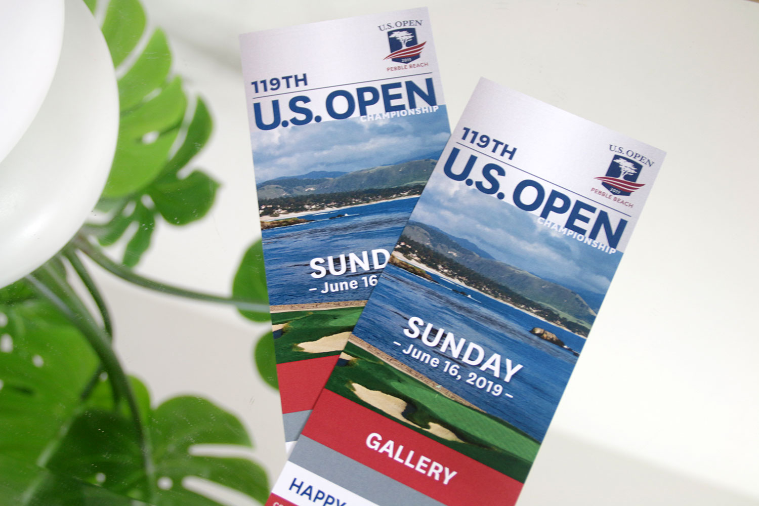 Ticket to 119th U.S. Open Championship