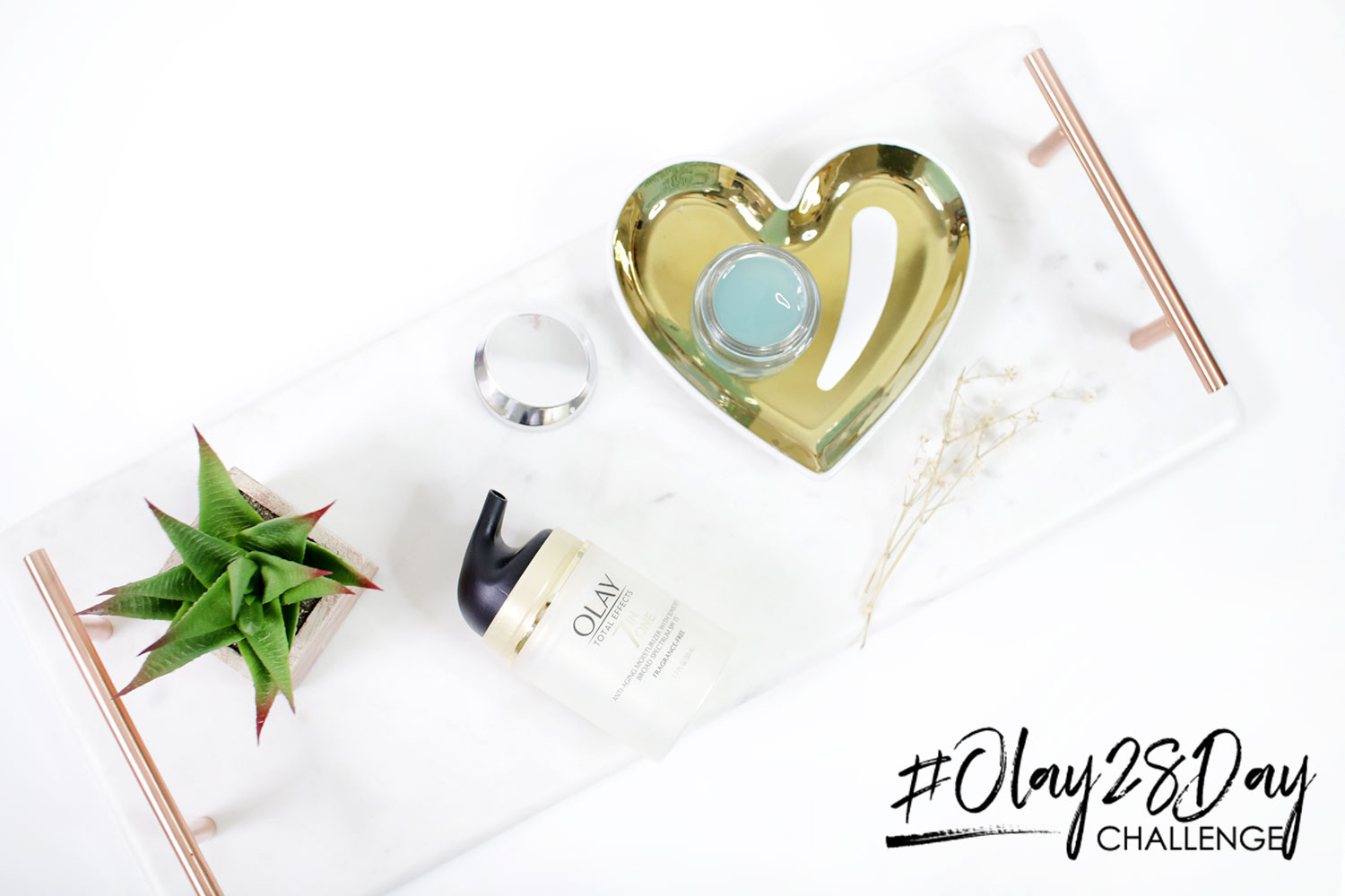 Olay 28 Day Challenge