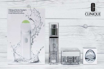 Clinique Sonic System + Sculptwear – Purifying, Cleansing and Skin Fitness for the Face!