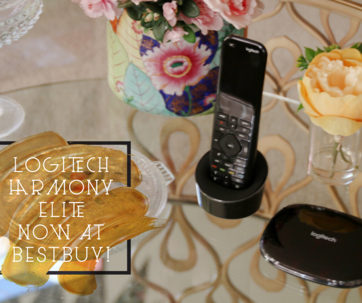 Take Home Entertainment to the Next Level with Logitech Harmony Elite + Amazon Alexa and How it Helps Me Do More!