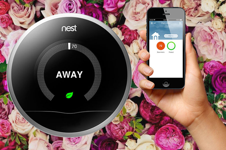 Bestbuy Nest Smart Thermostat
