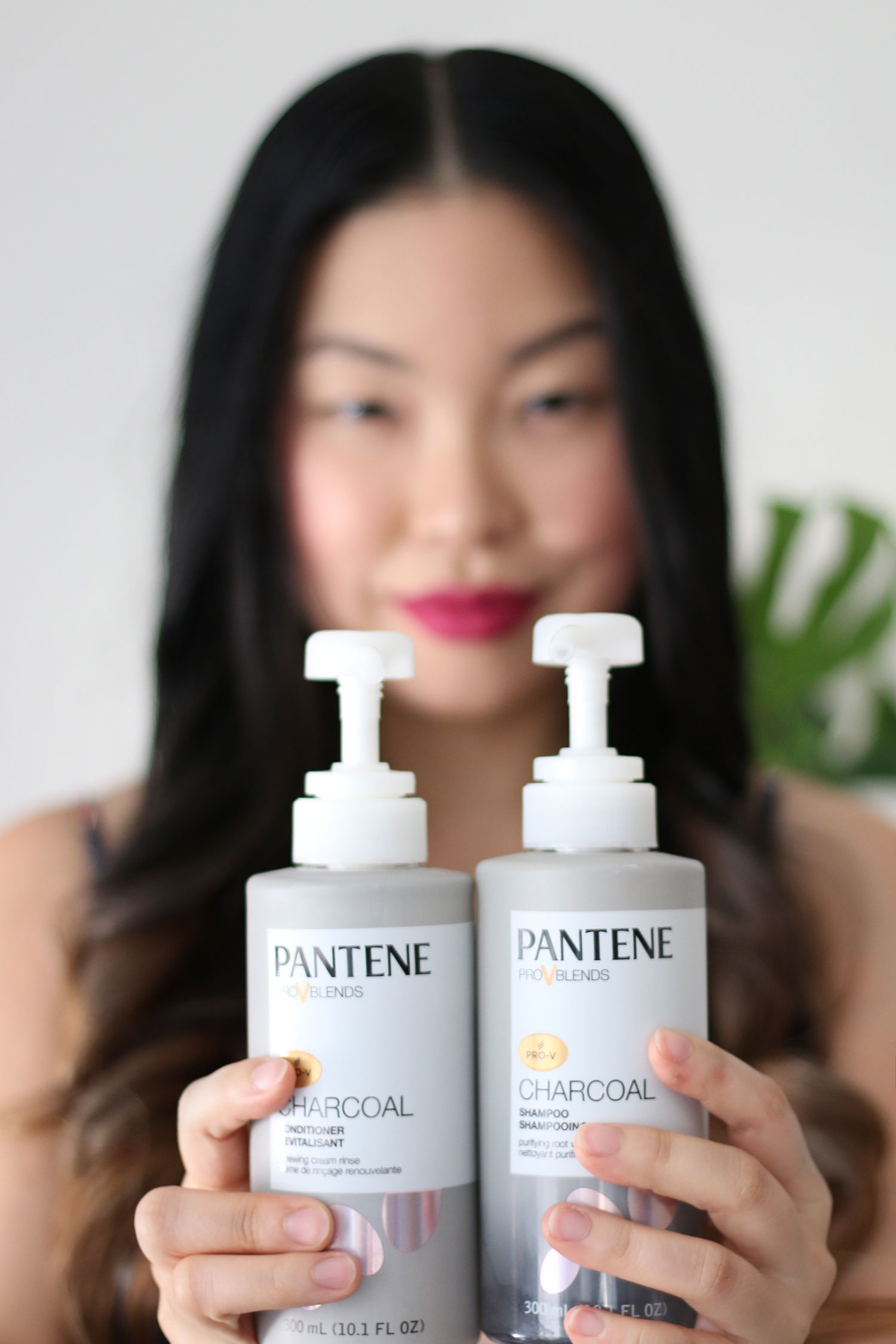 Pantene Pro-V Blends Charcoal Collection