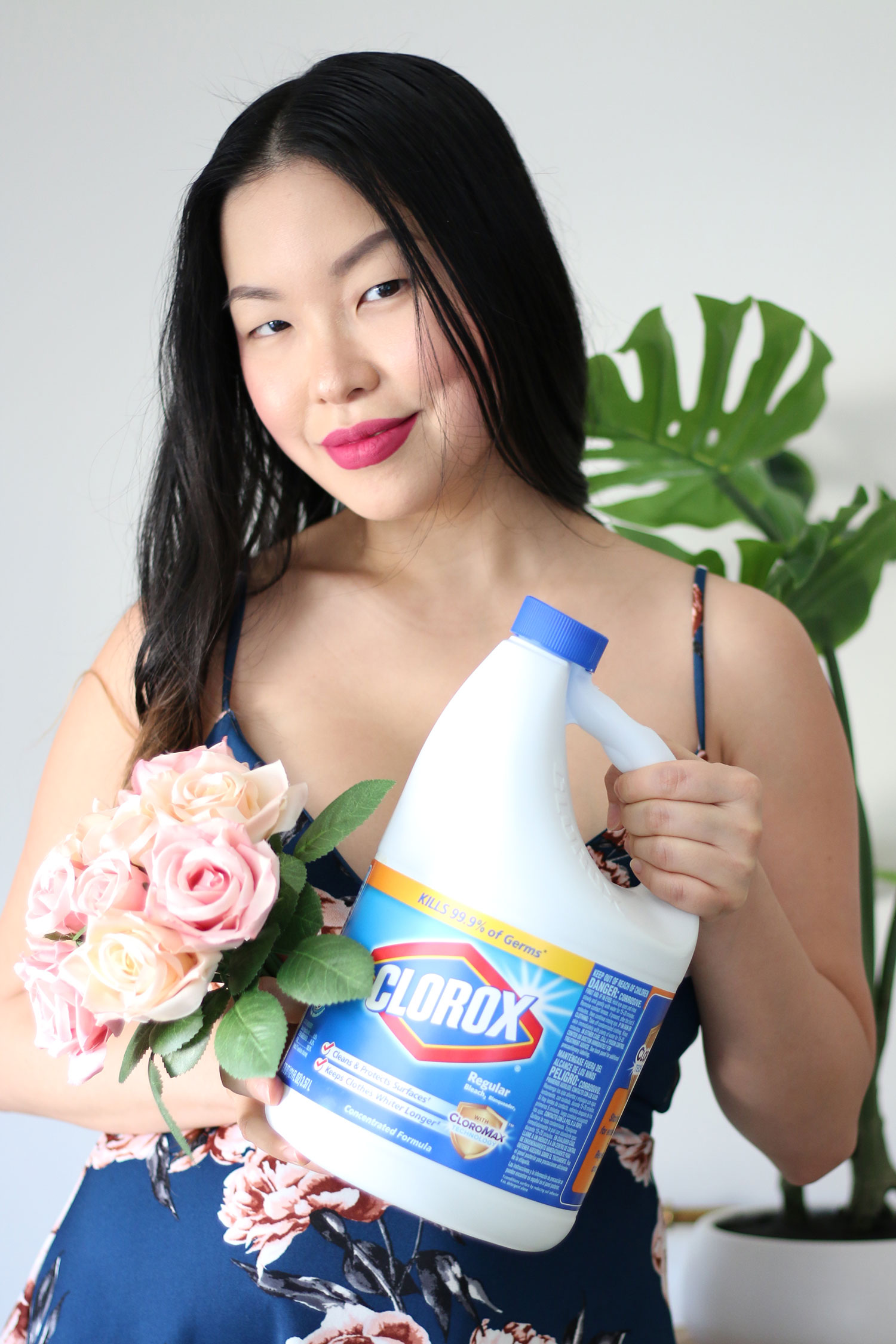 Clorox Bleach with CLOROXMAX