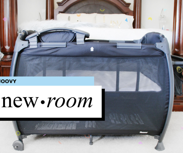 Joovy New Room – Every Parent's Must-Have All-in-One Playard