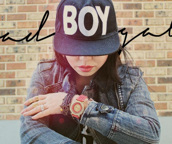 Bad Gal / Boy Look