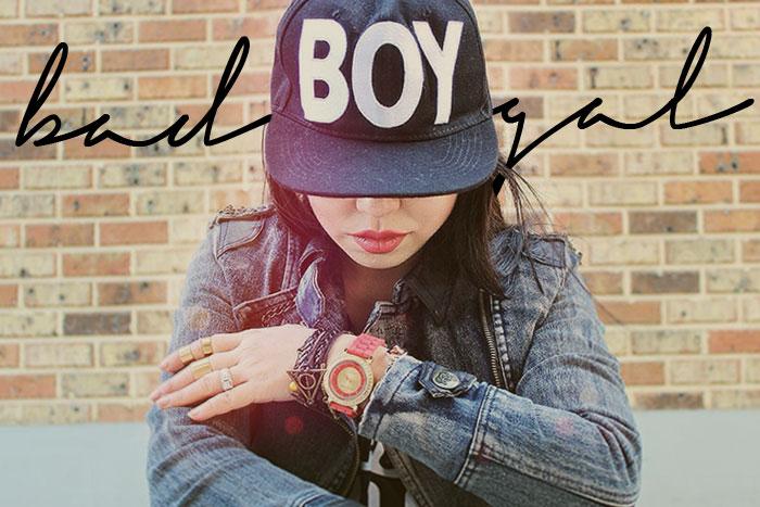 Bad Gal Boy Look Angela Ricardo Bethea Fashion Blogger