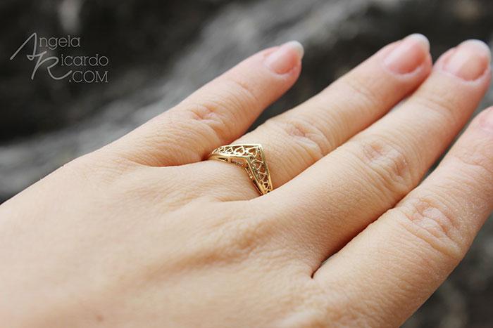Jewellery World Ring Angela Ricardo Bethea review