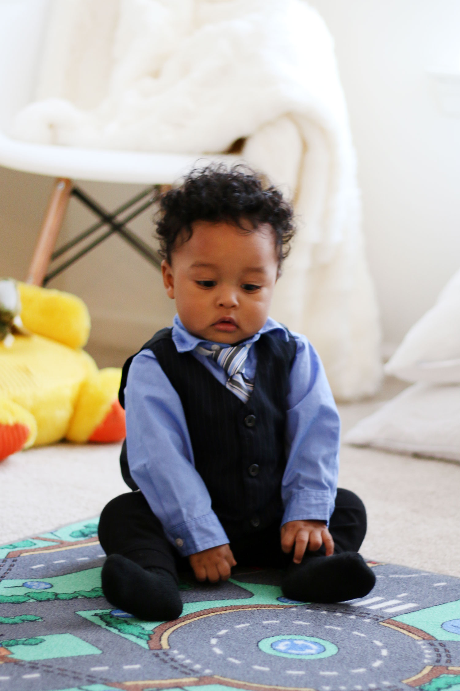 blasian baby model