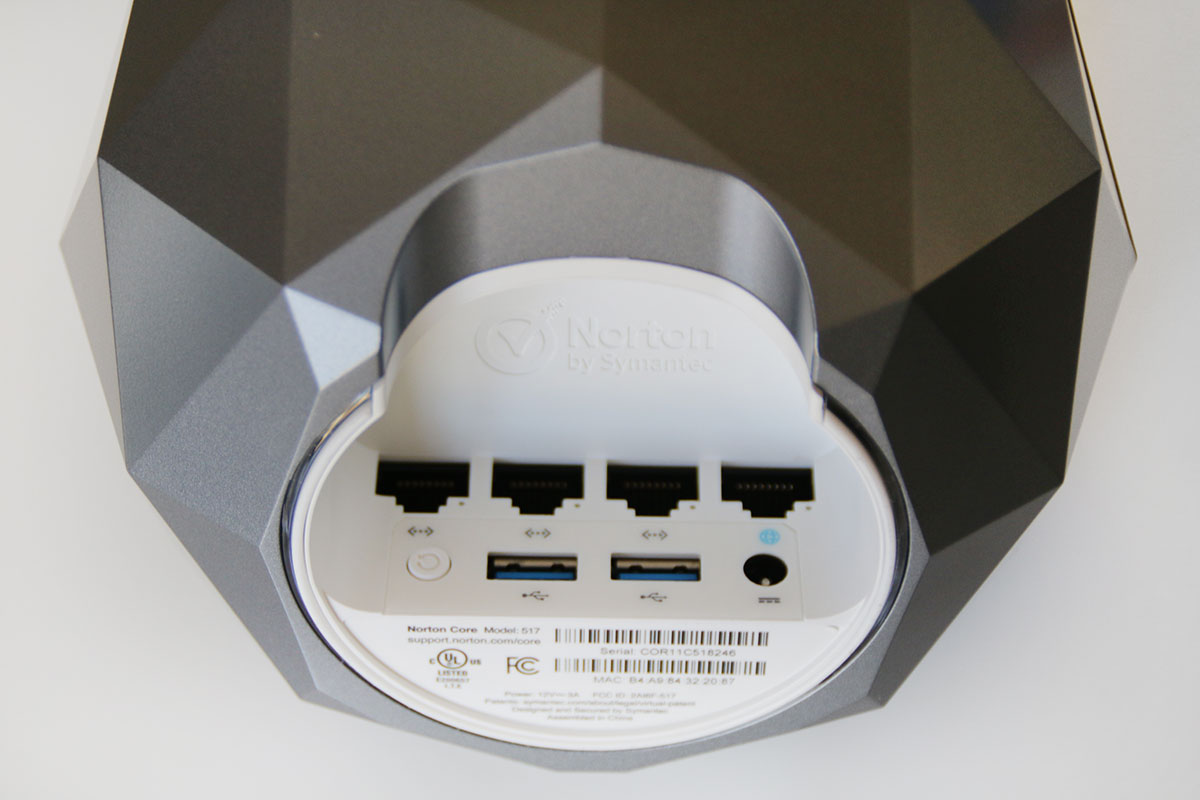 Norton Core Wifi Router