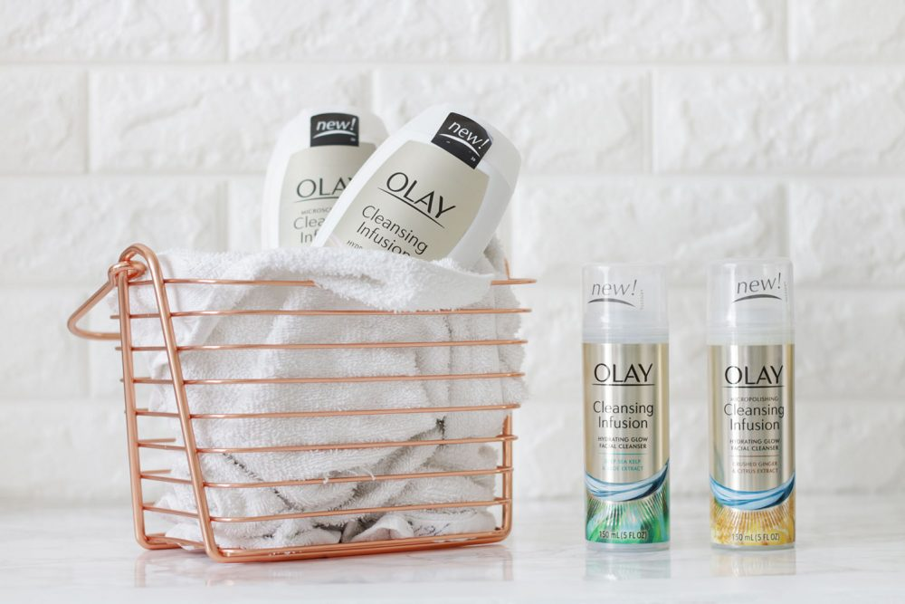 Olay Cleansing Infusion