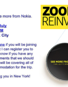 Nokia Zoom Reinvented Event: Promises Debut Of Nokia EOS Flagship Phone