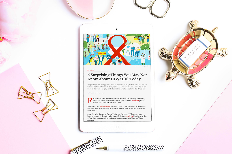 Johnson & Johnson Make HIV History