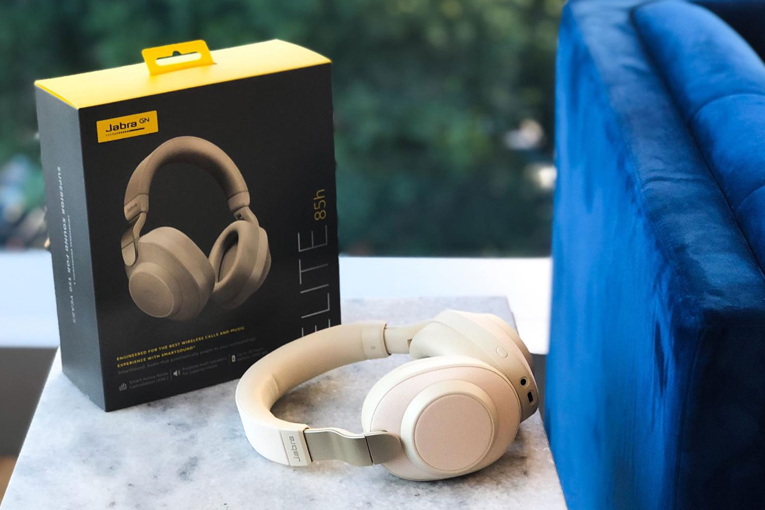 Jabra Elite 85h headphones