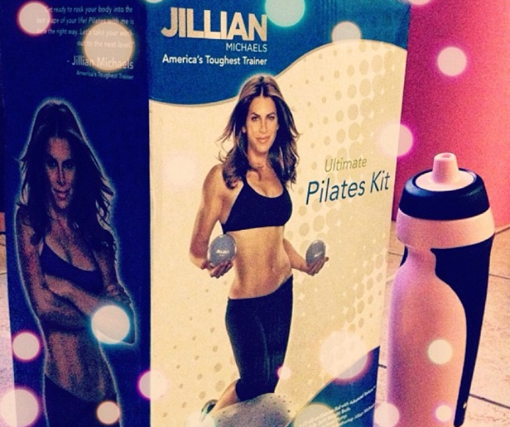Pilates Kit by Jillian Michaels