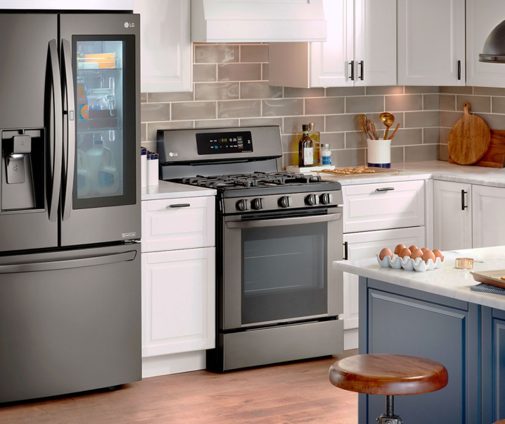 8 Ways to Improve Your Baking/Cooking with LG Appliances from Best Buy