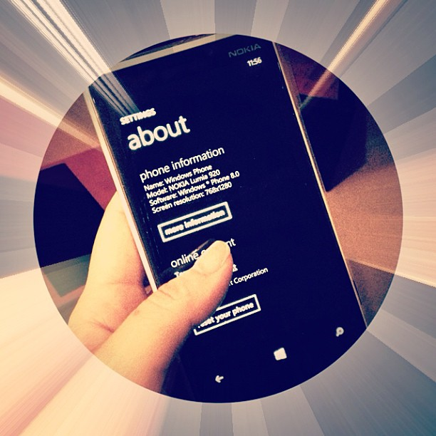 Nokia Lumia 920 LeiVanKash Dagger Ring NokiaLVK angela ricardo koreandoll