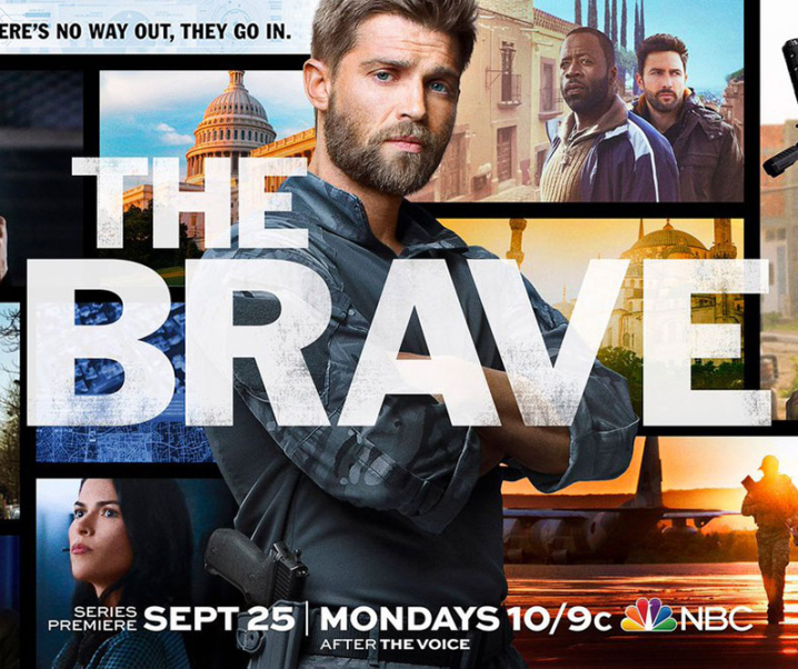 When There's No Way Out, They Go In – The Brave #WeAreTheBrave