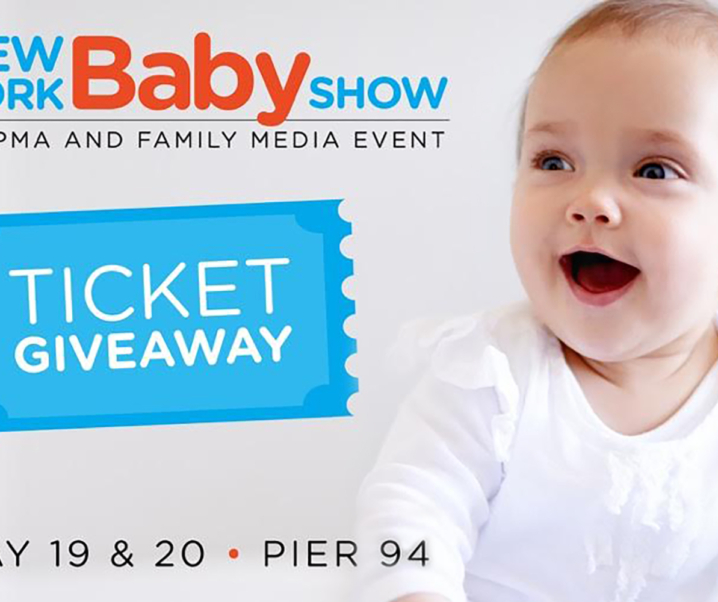 New York Baby Show 2018 Ticket Giveaway – Largest Show for New and Expecting Parents!