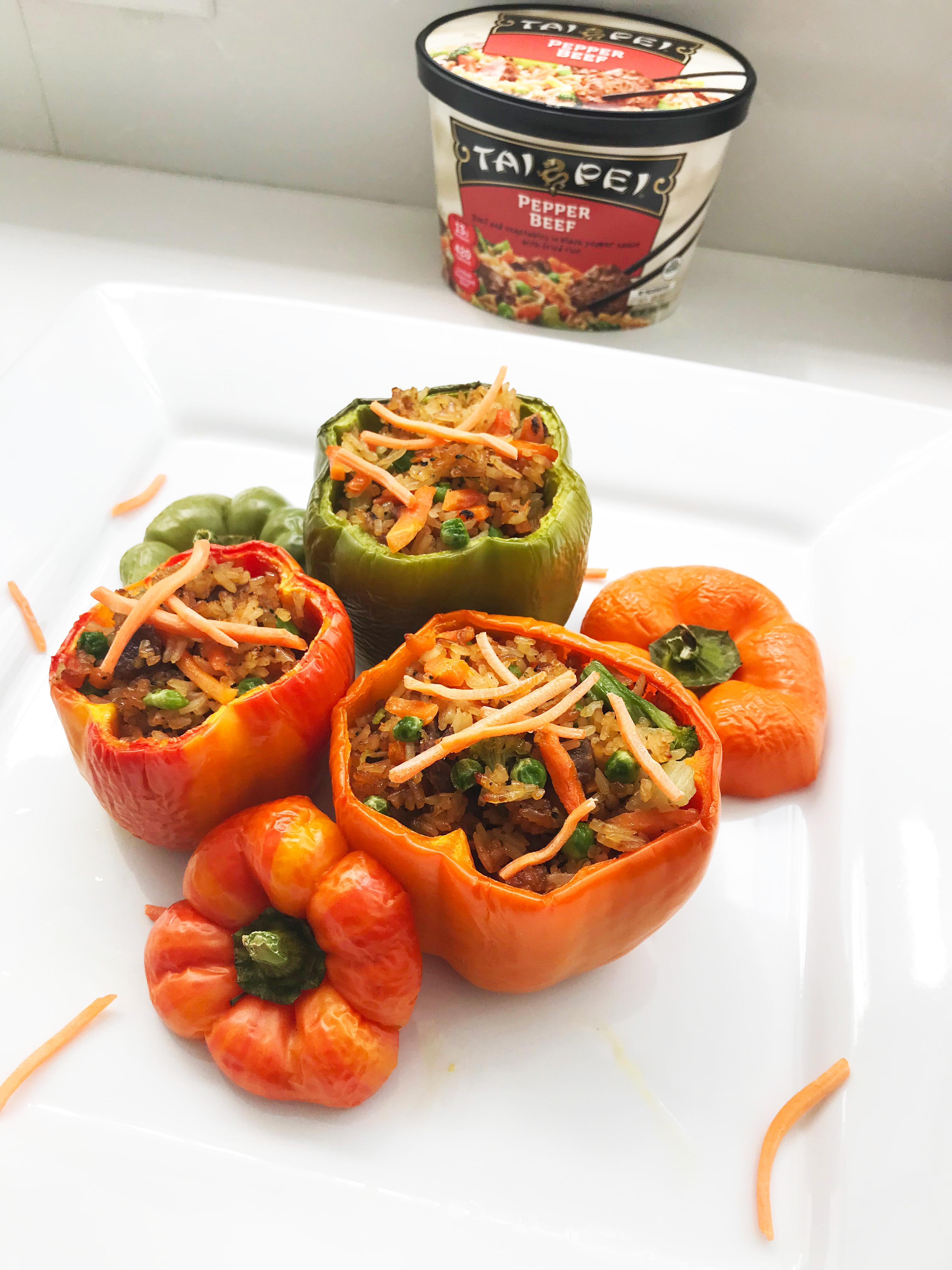 Tai Pei Food Stuffed Peppers
