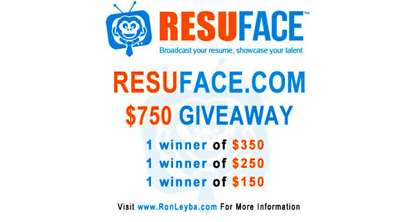 resuface Giveaway