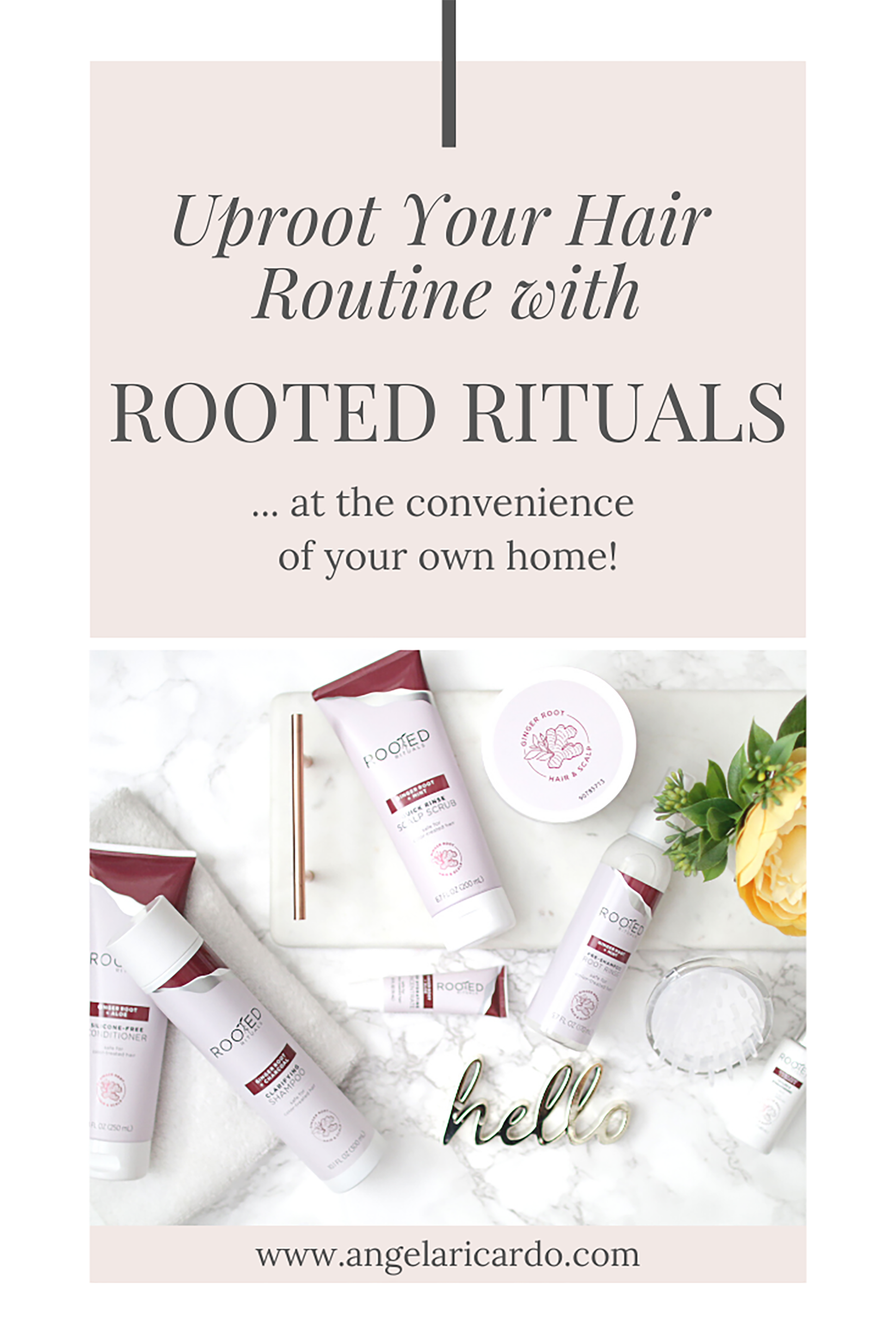 Rooted Rituals