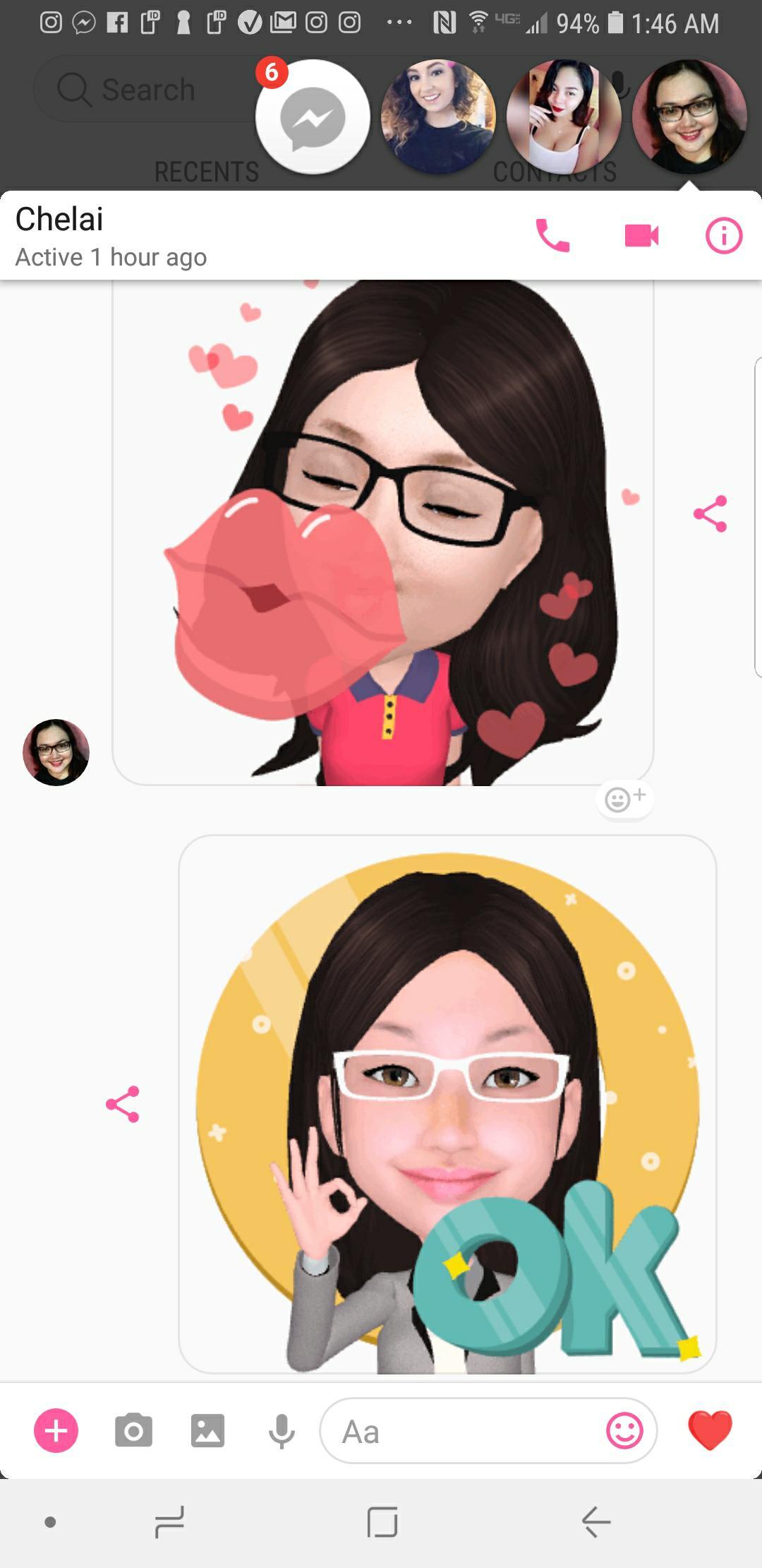 Samsung Galaxy S9+ AR Emoji