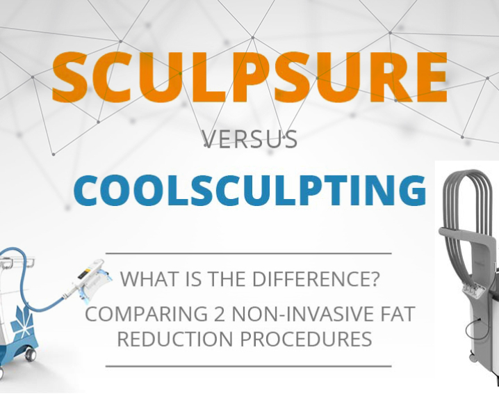 SculpSure vs CoolSculpting – What is the Difference Between These Procedures?