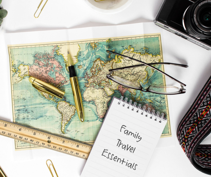 Travel Essentials for Family Trips and Holidays