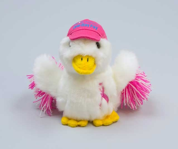 Breast Cancer Awareness Month with Aflac #ThisDuckWearsPink