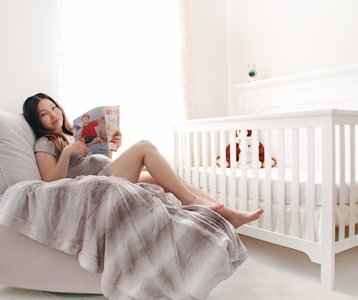 Create a Sophisticated and yet Functional Space with Baby Relax Ferris 4-in-1 Convertible Crib