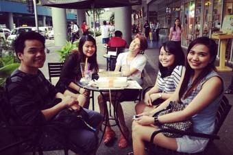 Blogger Meetup in Metro Manila