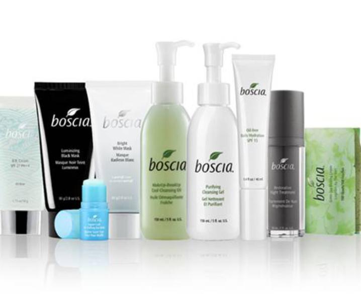 Boscia (Preservative Free) Skin Care