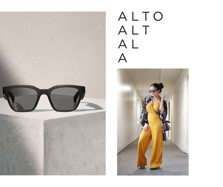 Bose® Frames The Sunglasses That Can Play Audio – Alto and Rando
